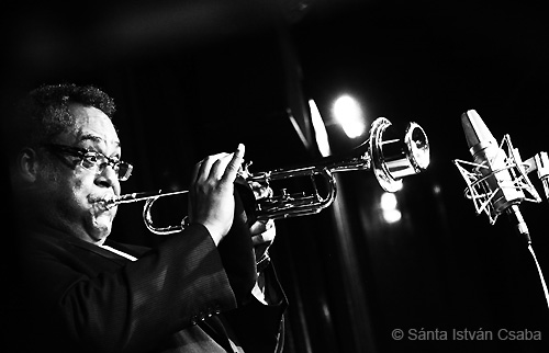 Jon Faddis - New York, 2013