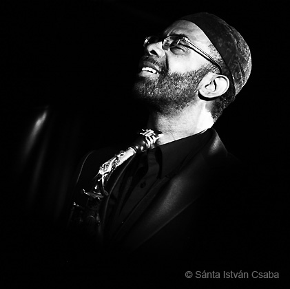 Kenny Garrett - London, 2012
