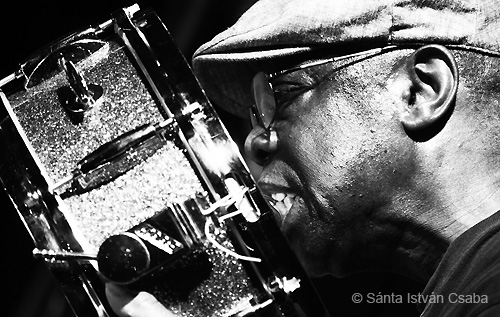 Andrew Cyrille - New York, 2012