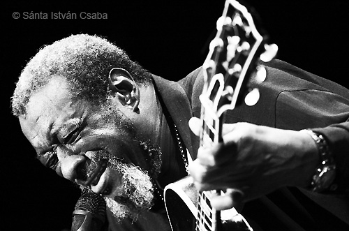 James Blood Ulmer - Vienna, 2011