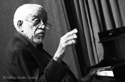 Barry Harris - New York, 2011