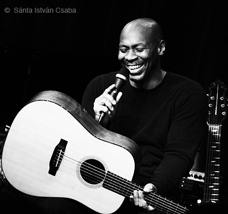 Kevin Eubanks - New York, 2011