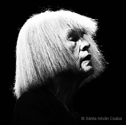 Carla Bley - Jazz & The City (Salzburg), 2013