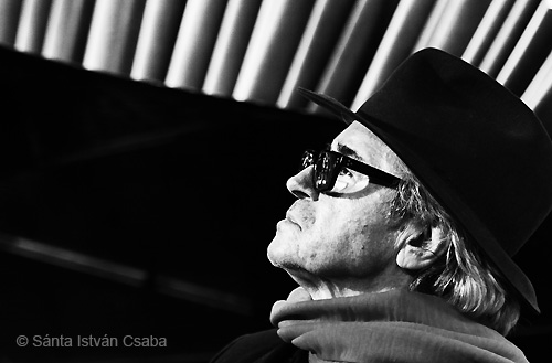 Gato Barbieri - New York, 2013