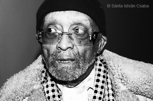 Cecil Taylor - New York, 2013