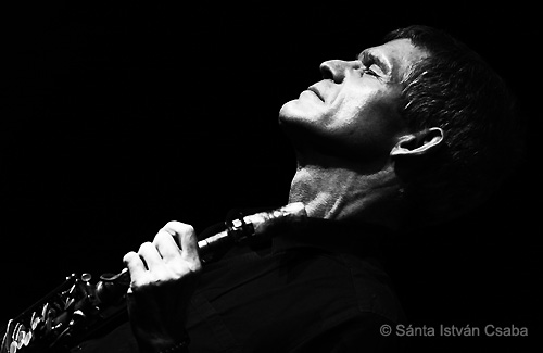 David Sanborn - Vienna (Porgy & Bess Jazz Club), 2011