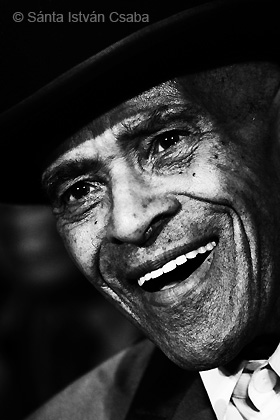 Jon Hendricks - NEA Jazz Masters Award ceremony - New York, 2014