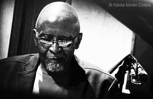 Junior Mance - New York, 2014